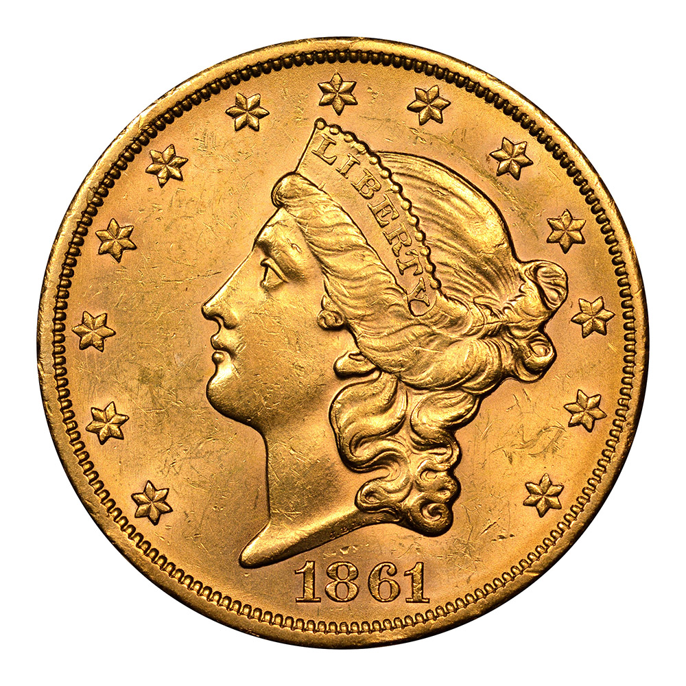$20 Liberty Gold Coins
