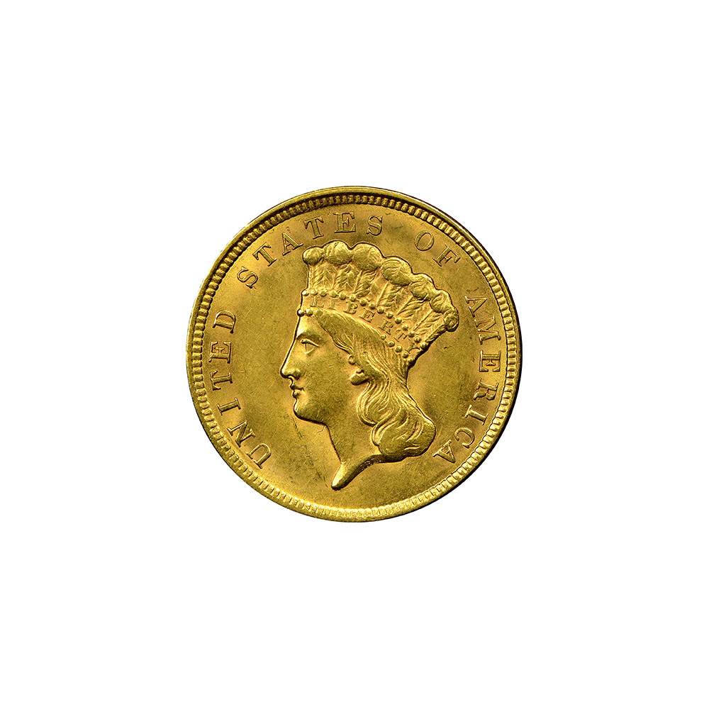 $3 Gold Coins