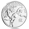 British Royal Mint Silver (Lunar)