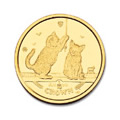 Isle Of Man Gold Cats