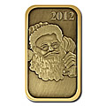 2012 Bronze Christmas Coins & Bars
