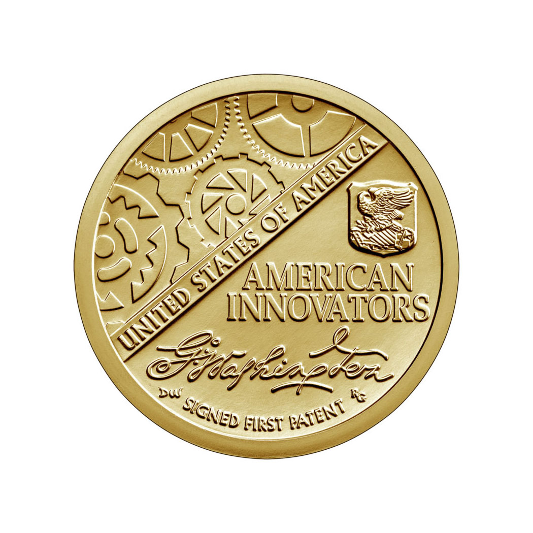 American Innovation Dollar Coins