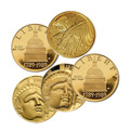 Modern Gold Commemoratives