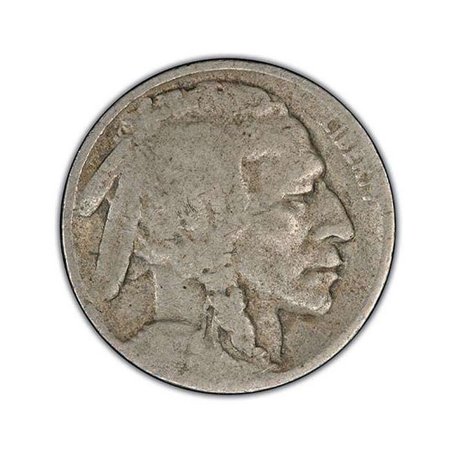 Buffalo Nickels About Good Key Dates