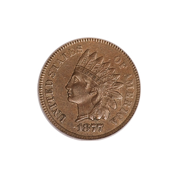 Indian Head Cents Almost Uncirculated Condition