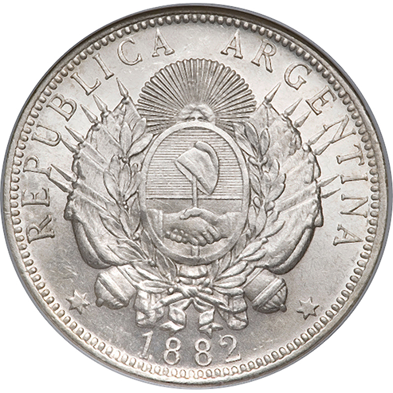 Argentina World Coins
