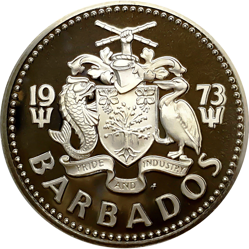 Barbados World Coins
