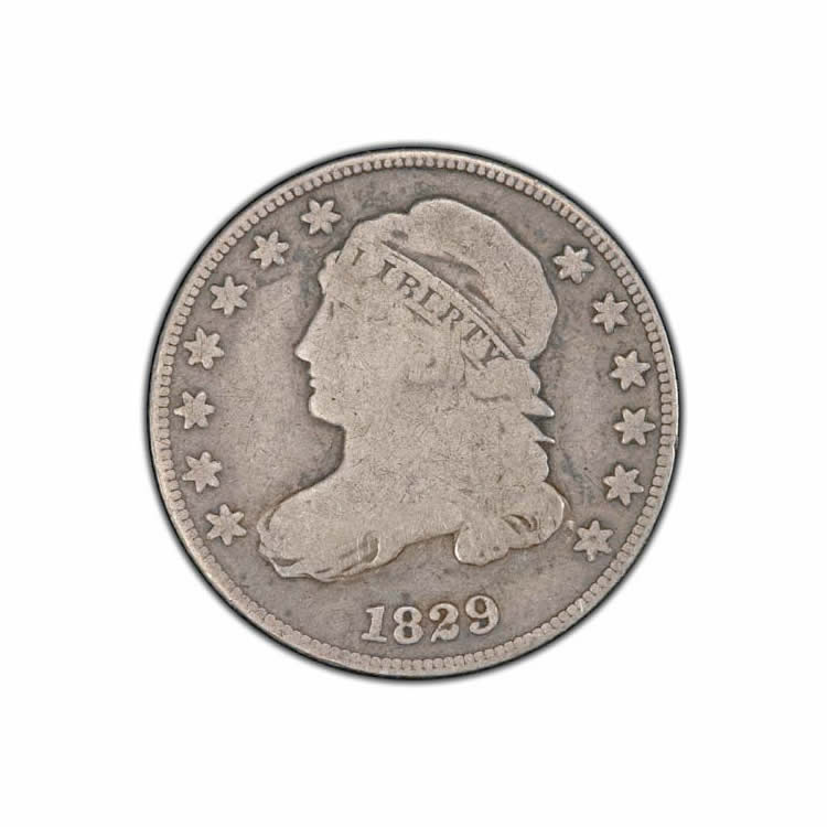 Capped Bust Dimes Very Good