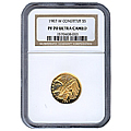 Certified Modern Gold Commemoratives