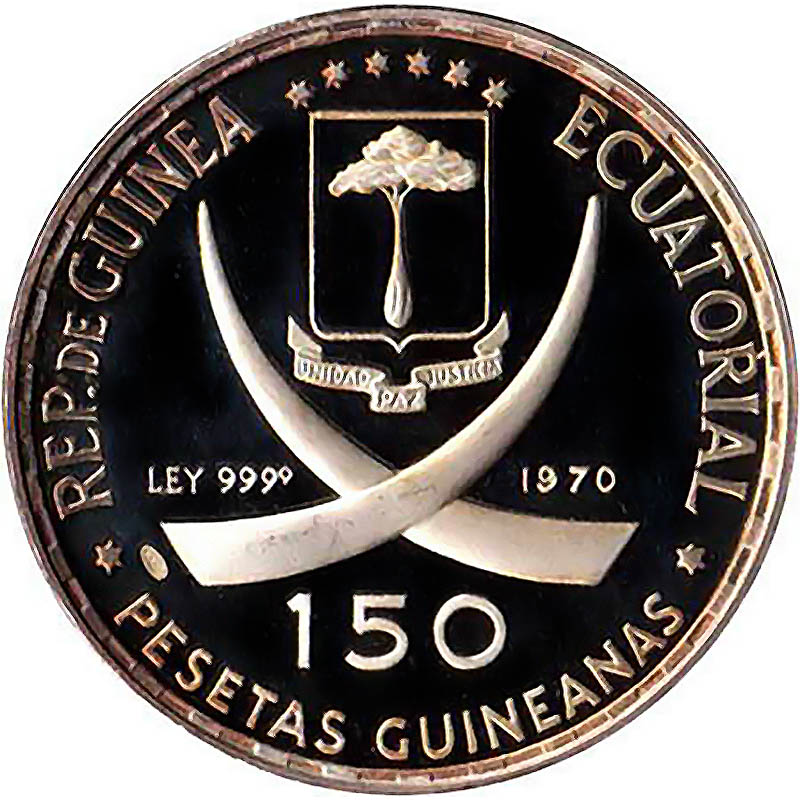 Equatorial Guinea World Coins