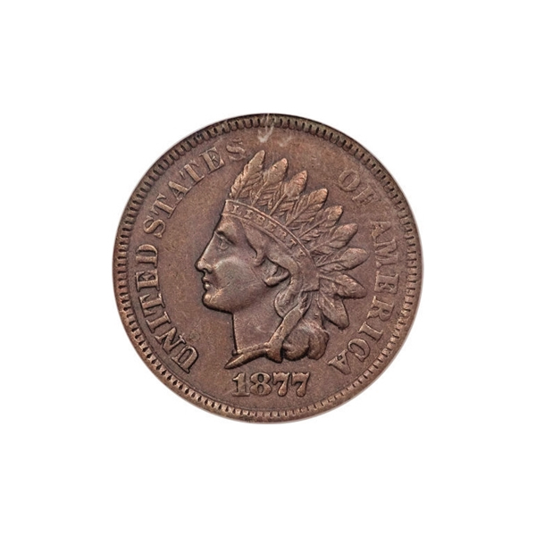 Indian Head Cents Extra Fine Condition