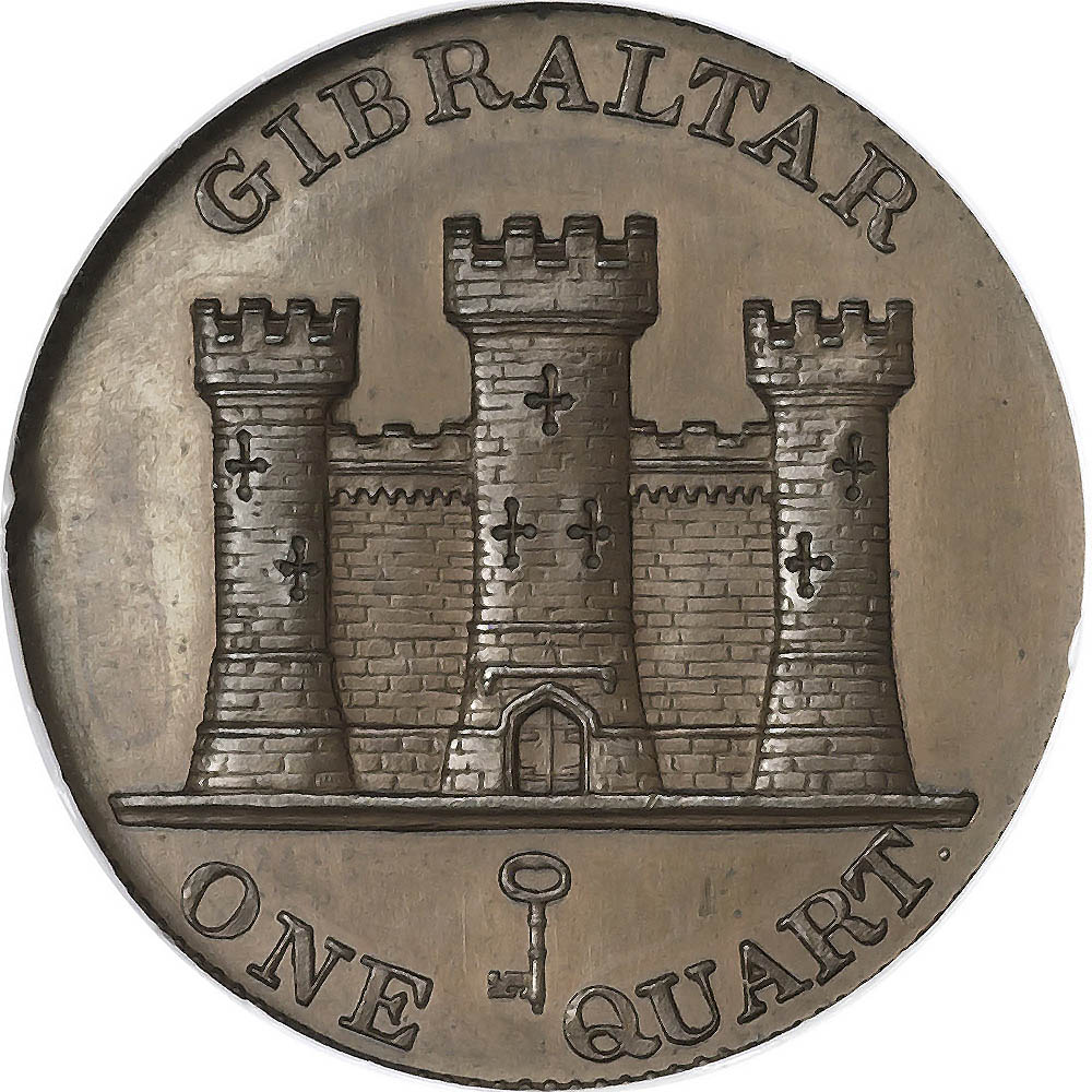 Gibraltar World Coins