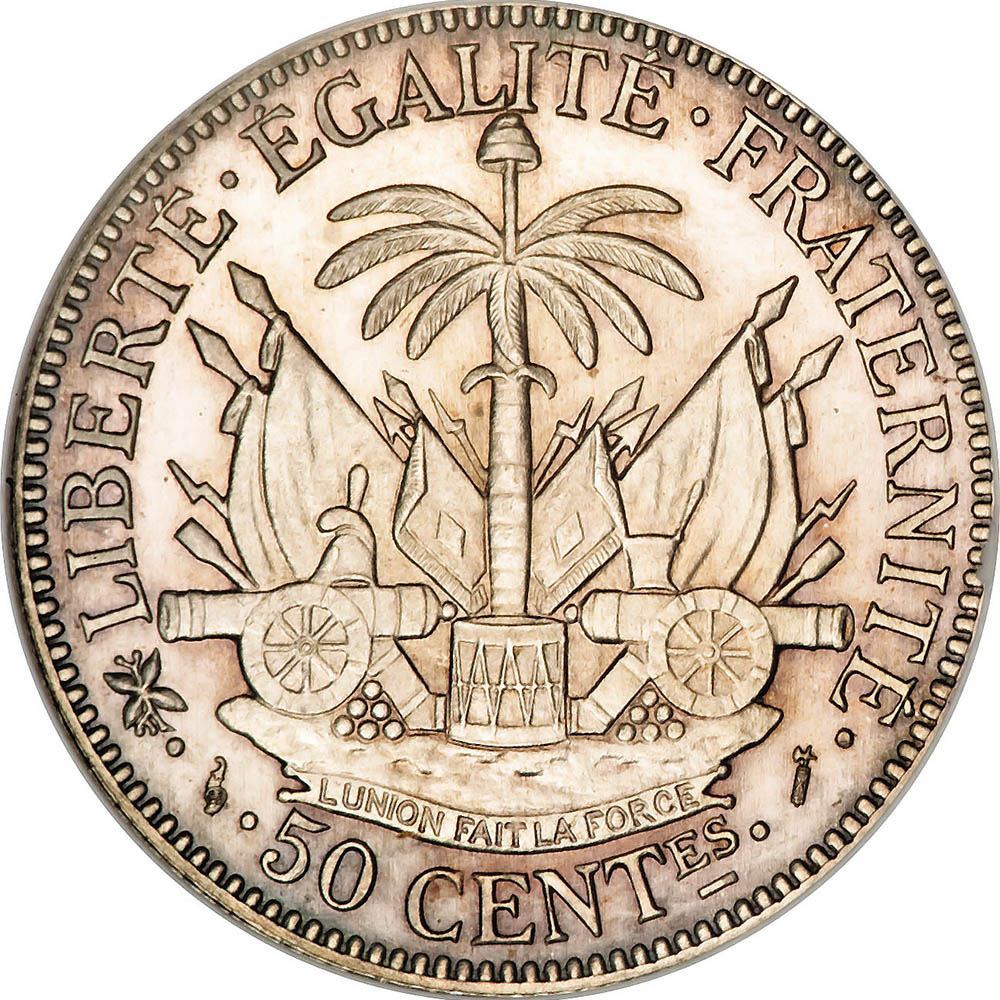 Haiti World Coins