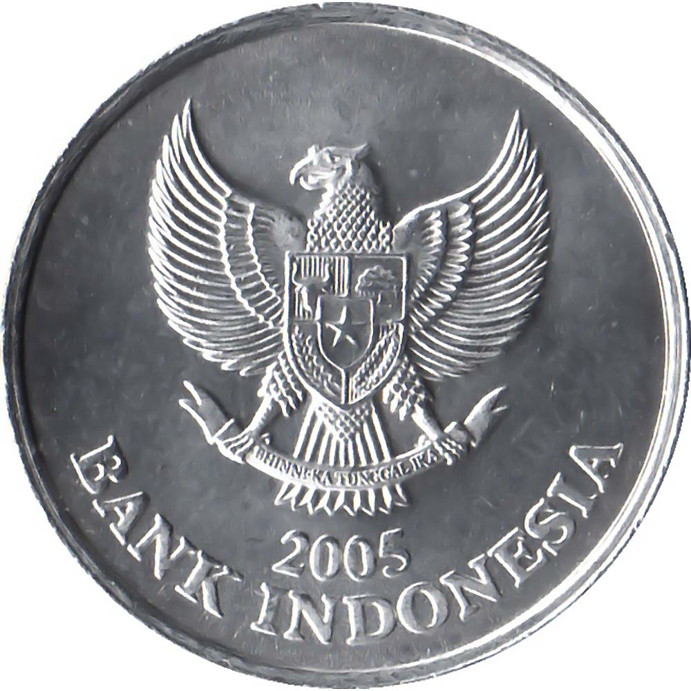 Indonesia World Coins