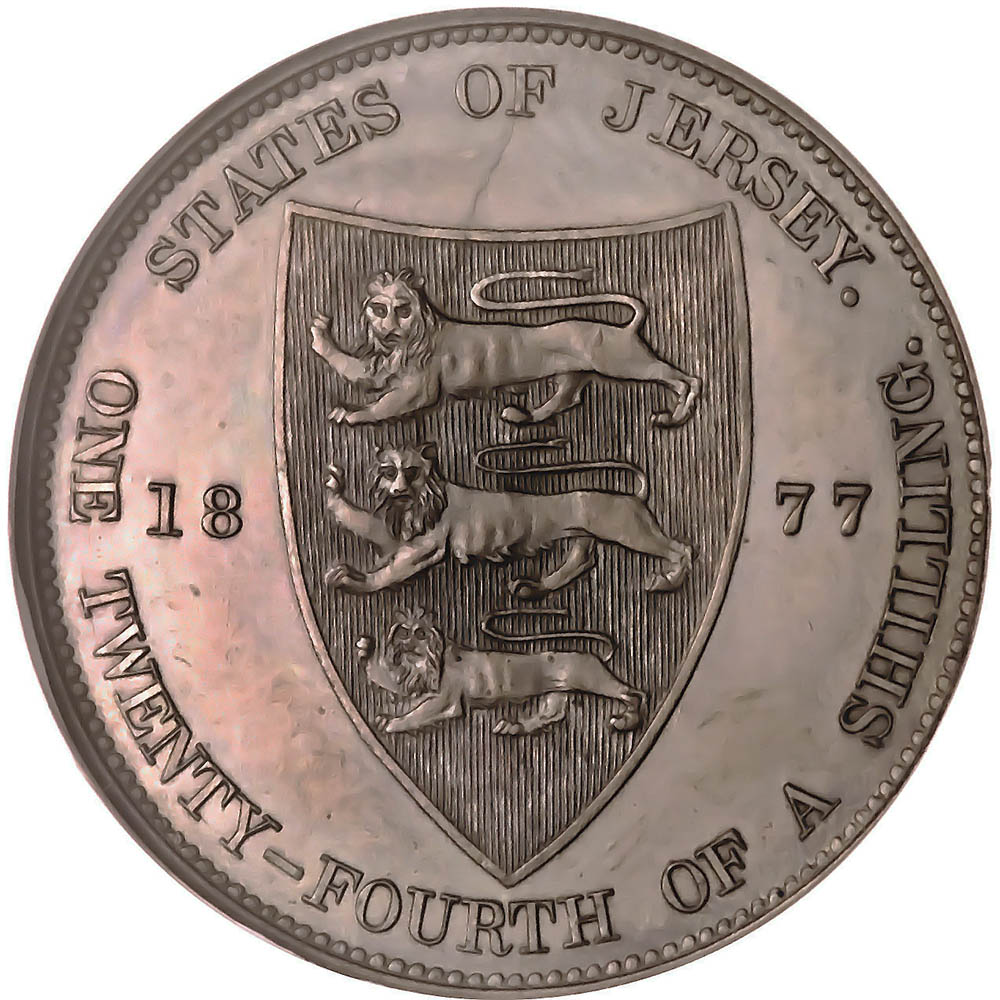 Jersey World Coins