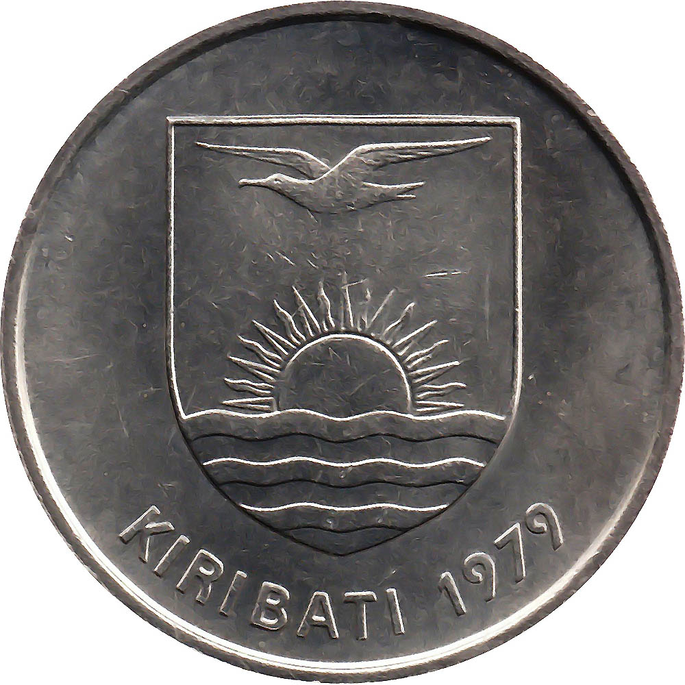 Kiribati World Coins