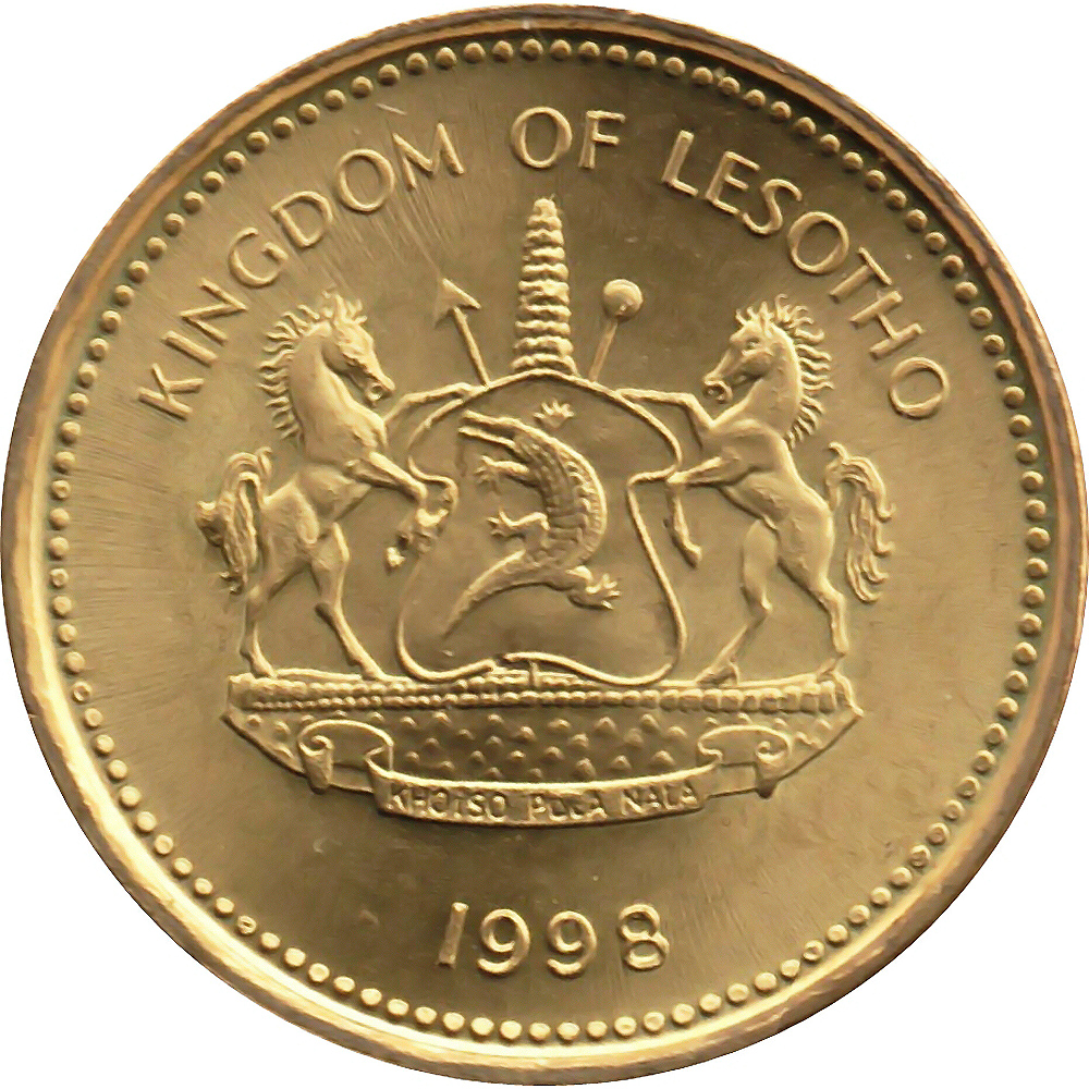 Lesotho World Coins