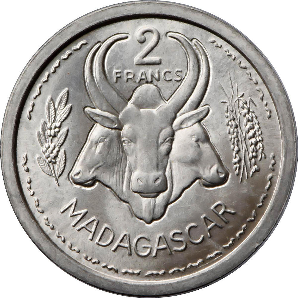 Madagascar World Coins