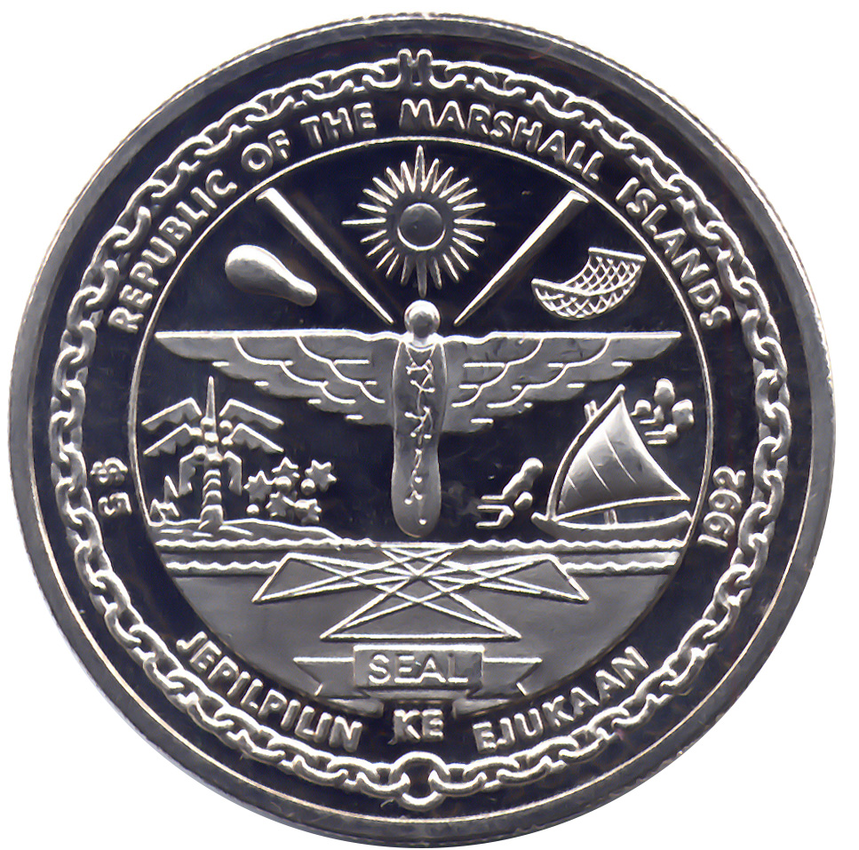 Marshall Islands World Coins
