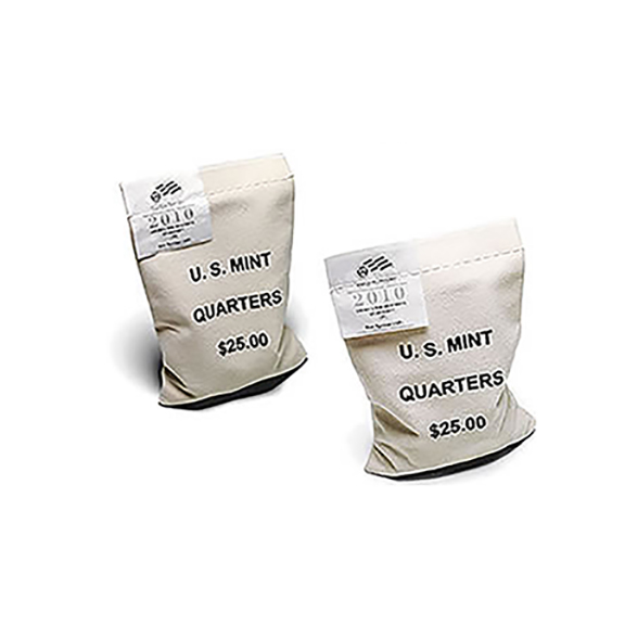 Sealed Quarter Mint Bags