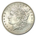 Morgan Silver Dollars Brilliant Uncirculated Condition