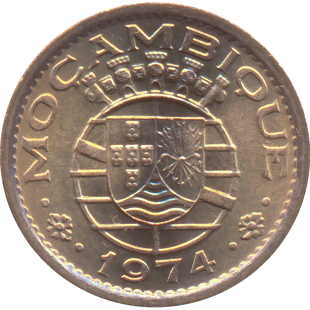 Mozambique World Coins