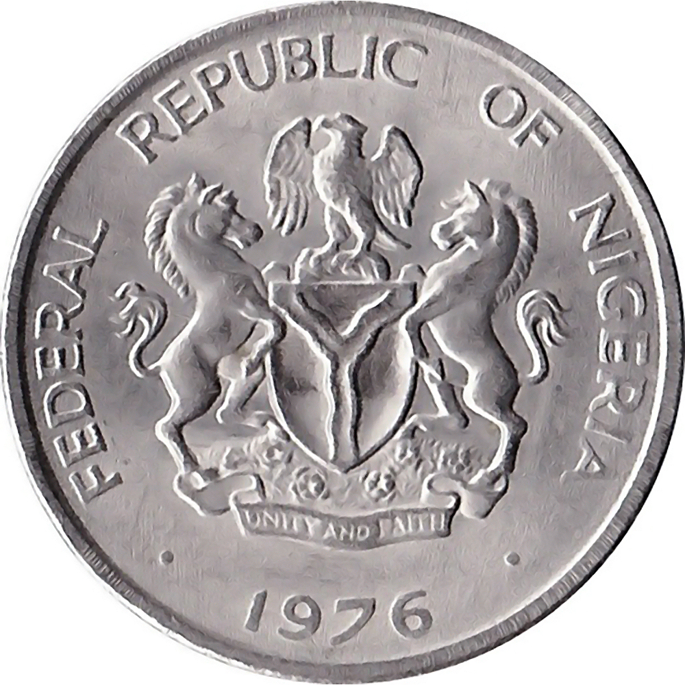 Nigeria World Coins