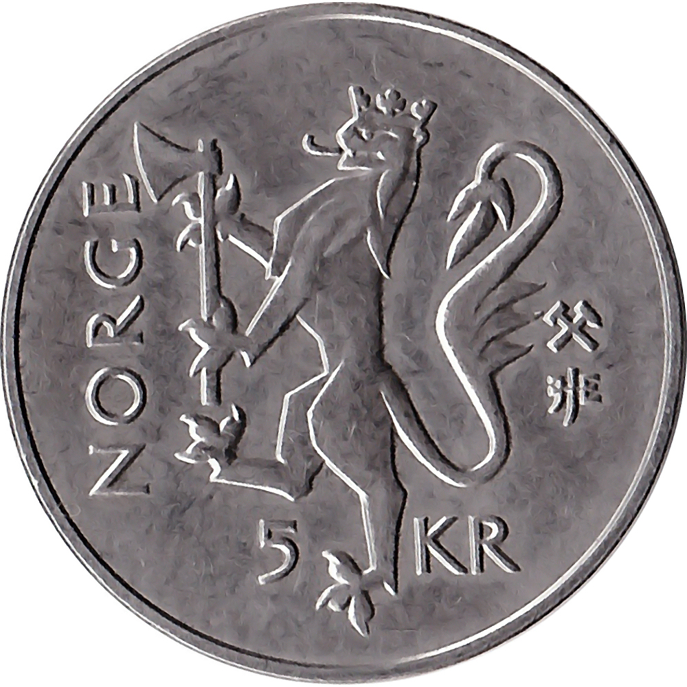 Norway World Coins