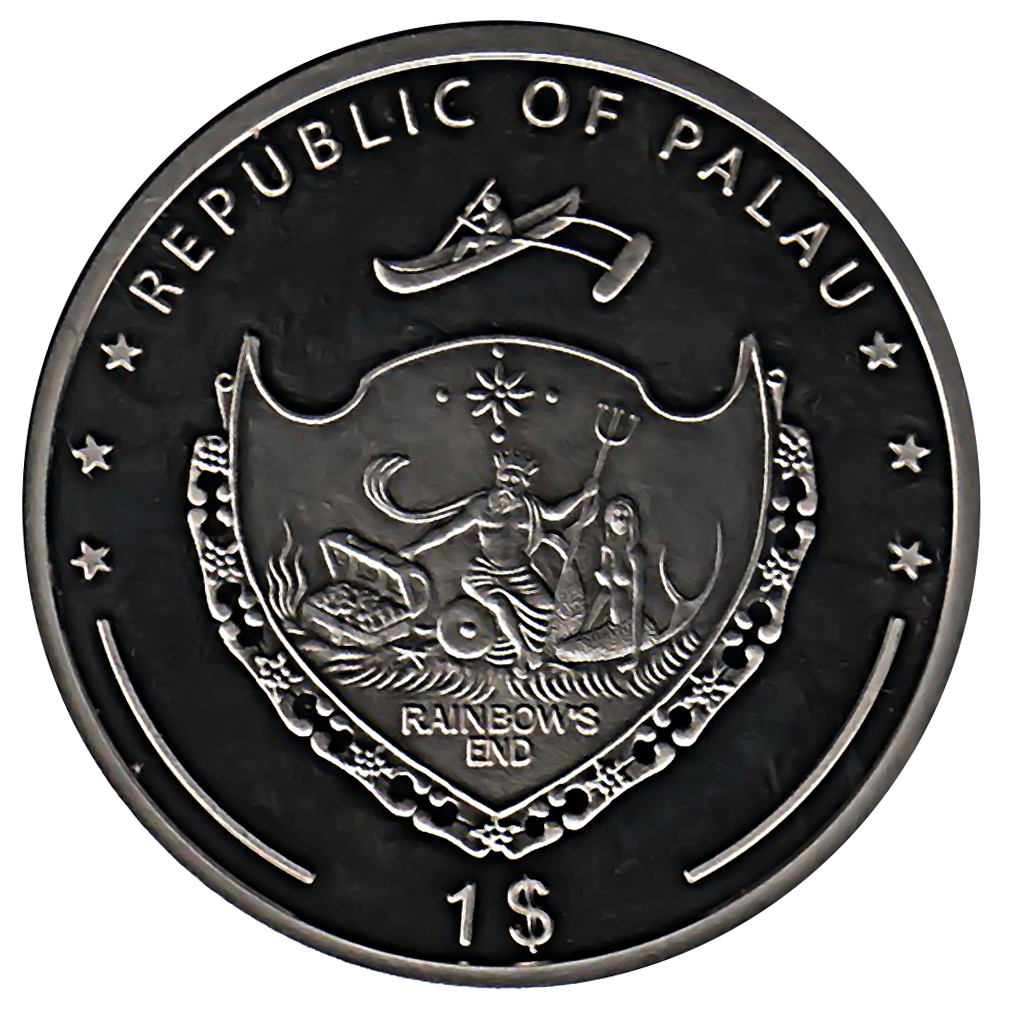 Palau World Coins