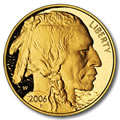 Proof Gold Buffalo Coins