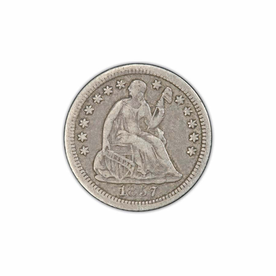 Seated Liberty Half Dimes Fine