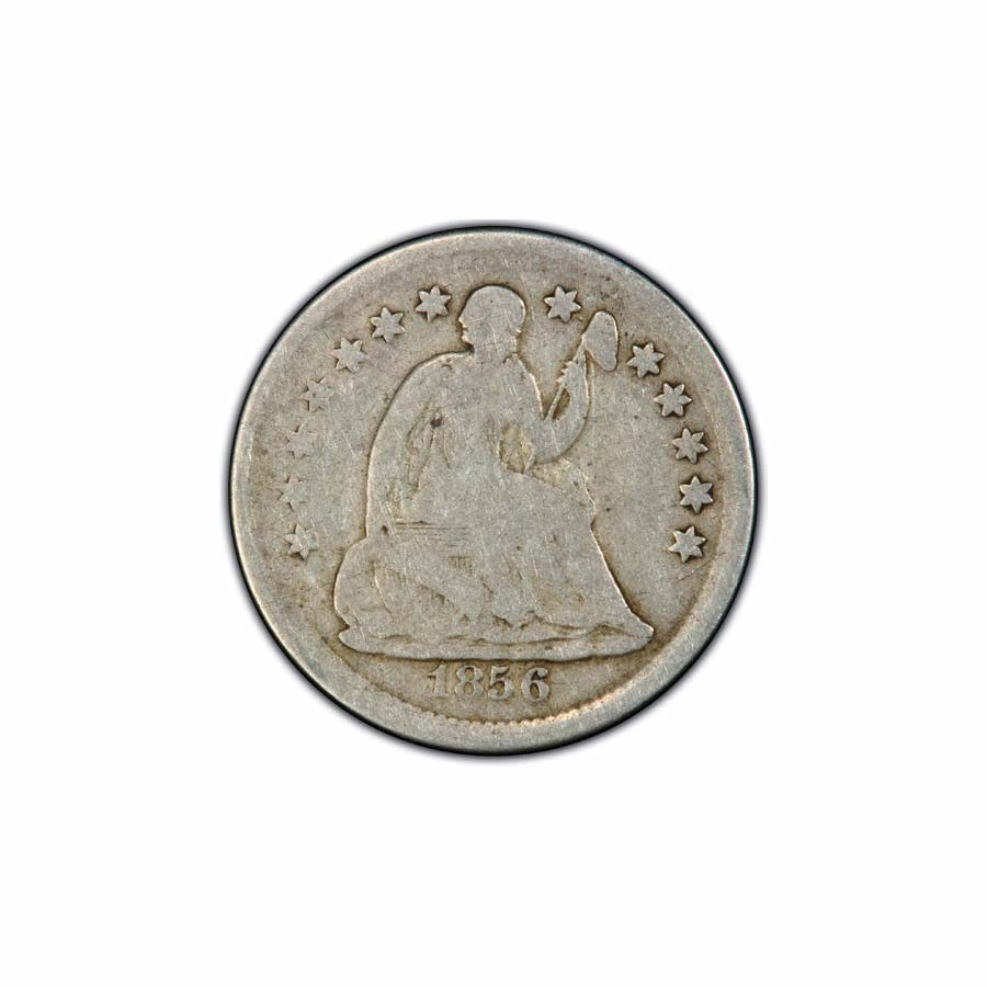 Seated Liberty Half Dimes Good