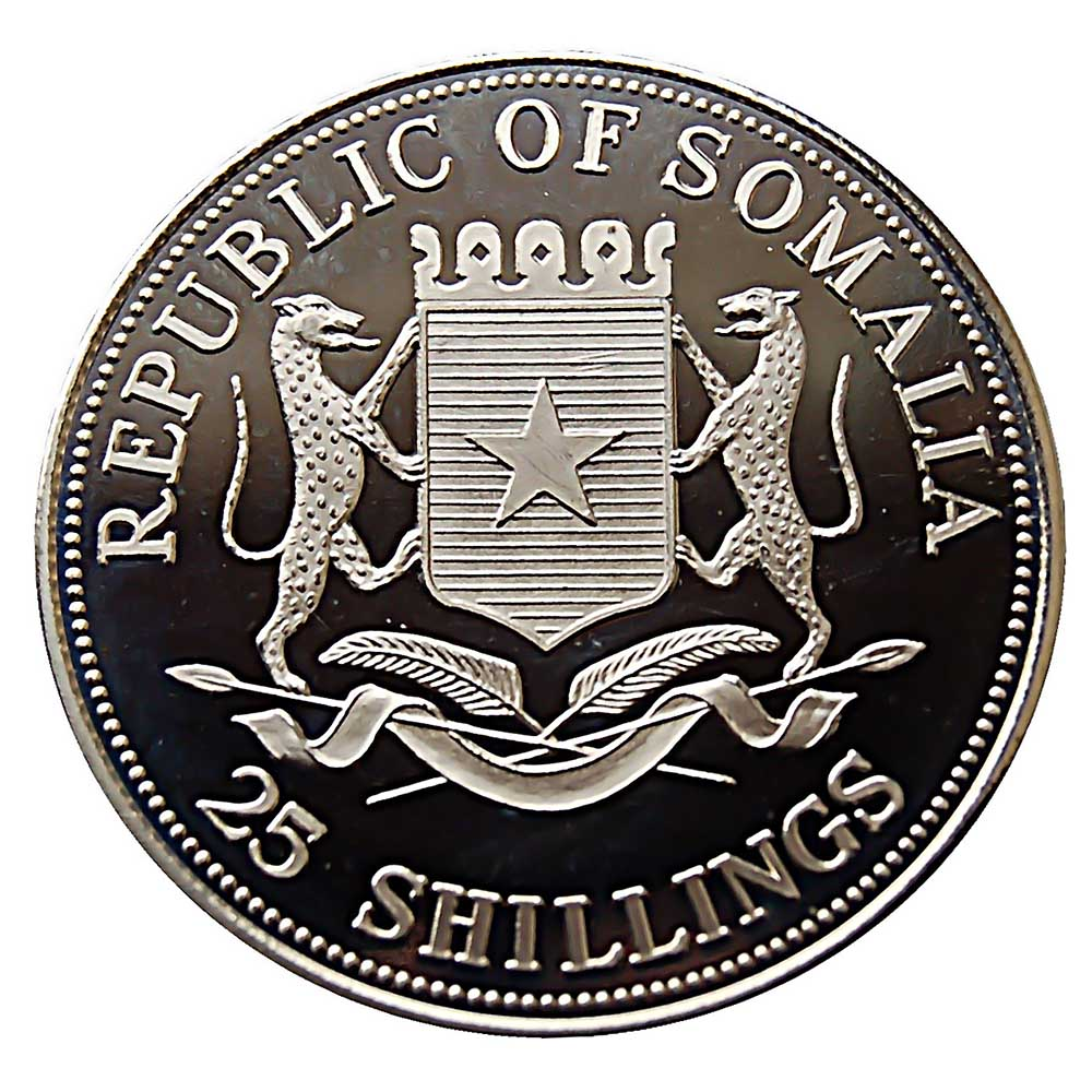 Somalia World Coins
