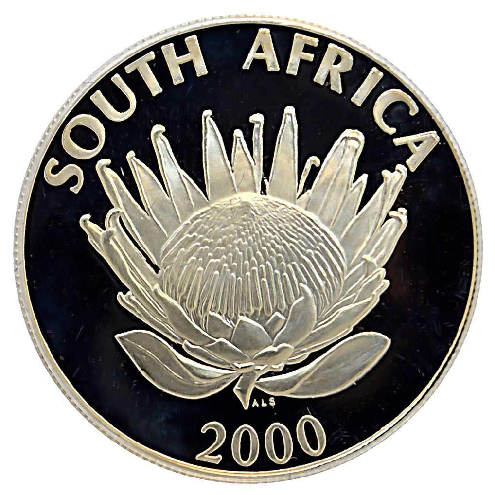 South Africa World Coins