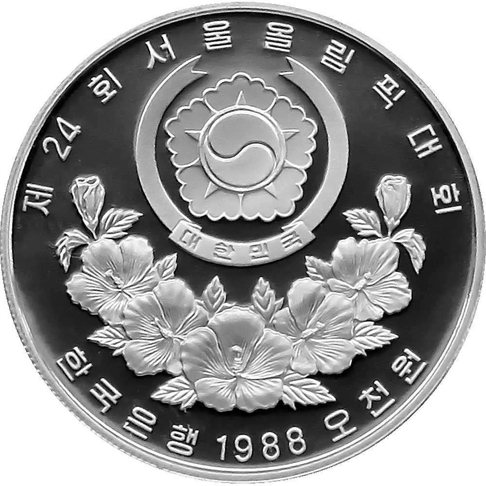 South Korea World Coins