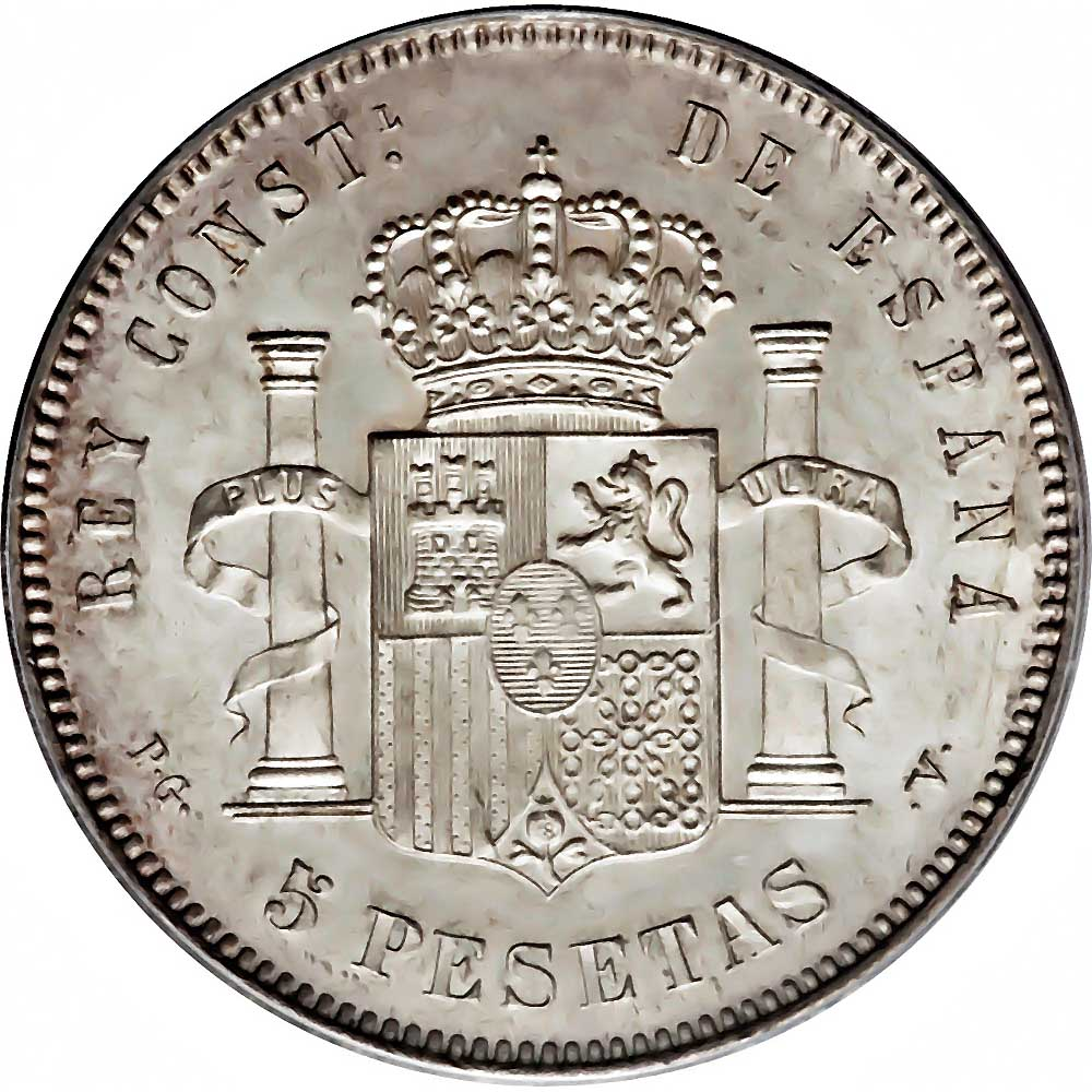 Spain World Coins