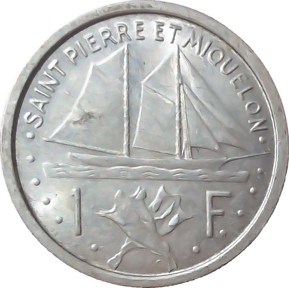 St. Pierre & Miquelon World Coins