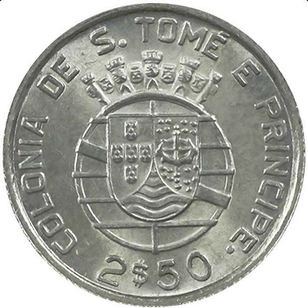 St. Thomas & Prince World Coins