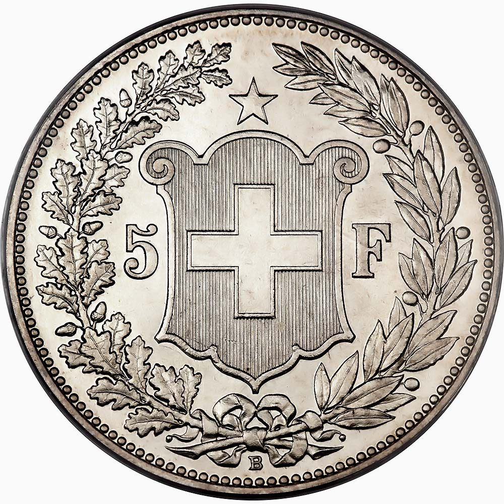 Switzerland World Coins