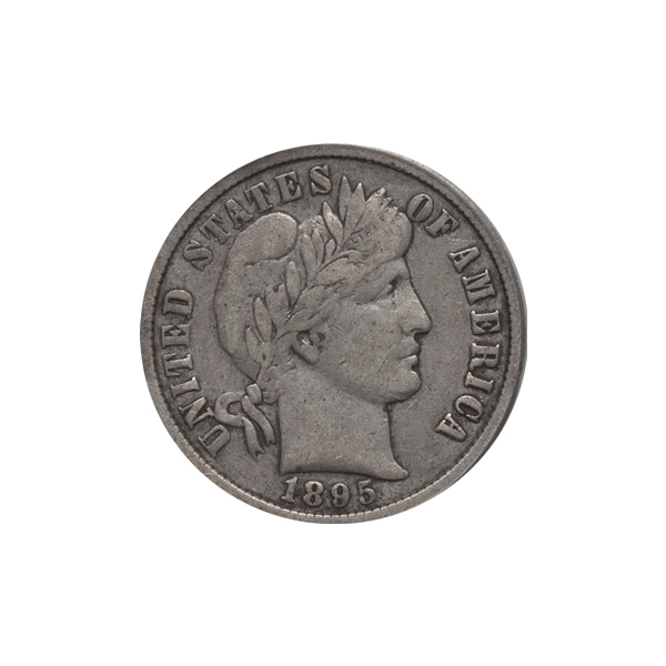 Barber Dimes Very Fine Condition