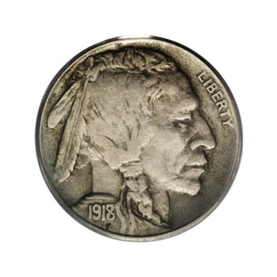 Buffalo Nickels Very Fine Condition