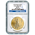 Certified 1 oz Gold Eagles