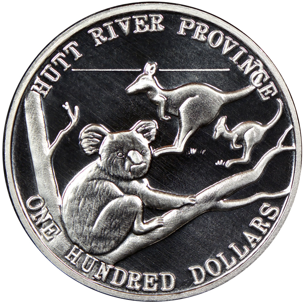 Hutt River Province World Coins