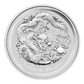 Lunar Series II Silver Two Ounce