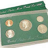 1997 Proof Set