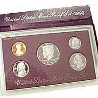 1993 Proof Set