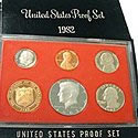 1982 Proof Set