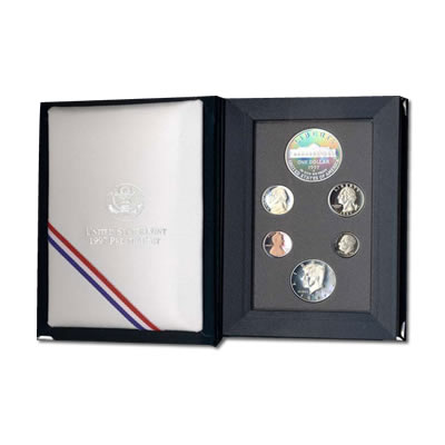 Prestige US Proof Set 1997
