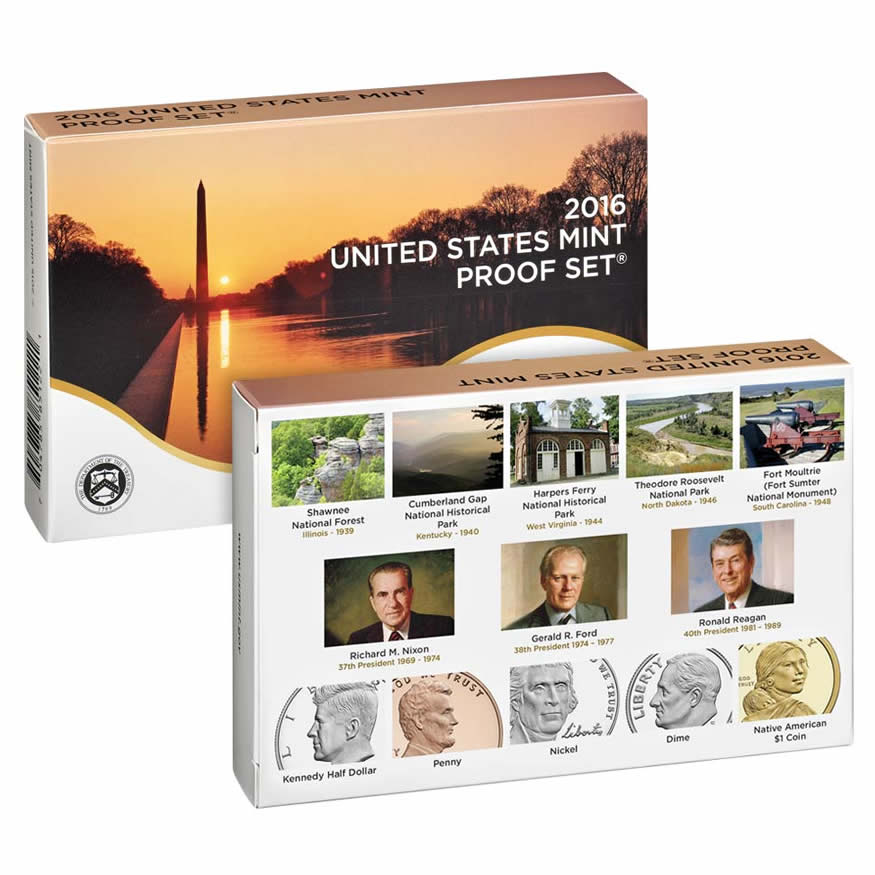 2016 Proof Set