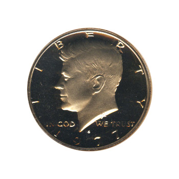 Kennedy Half Dollar 1977-S Proof